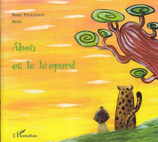 Couverture Abou et le léopard