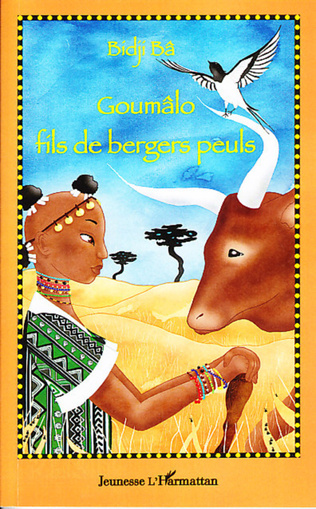 Couverture Goumâlo, fils de bergers peuls