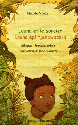 Couverture Louna et le sorcier
