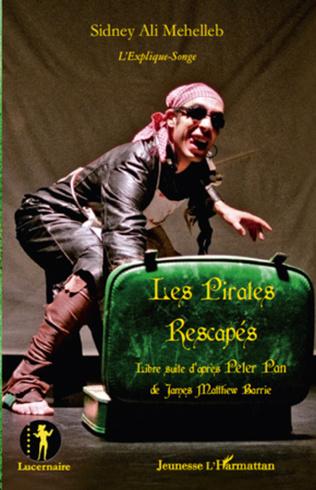 Couverture Les pirates rescapés