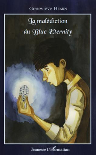 Couverture La malédiction du Blue Eternity