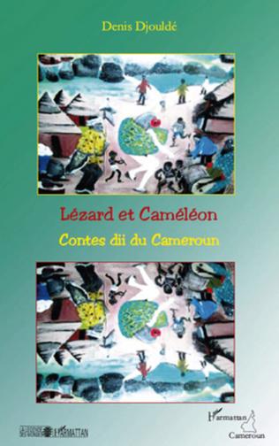 Couverture Lézard et Caméléon