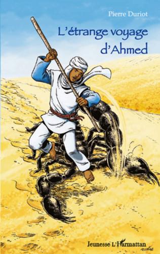 Couverture L'étrange voyage d'Ahmed