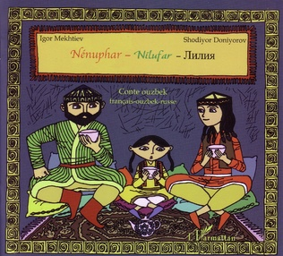 Couverture Nénuphar / Niluphar