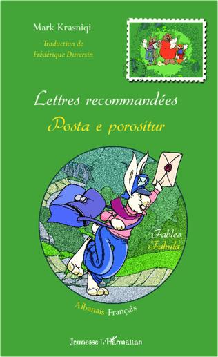 Couverture Lettres recommandées - Posta e porositur