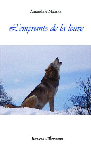 Couverture L'empreinte de la louve