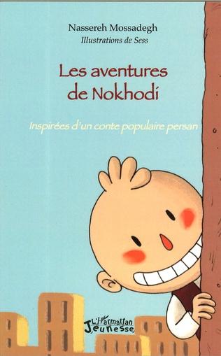 Couverture Les aventures de Nokhodi