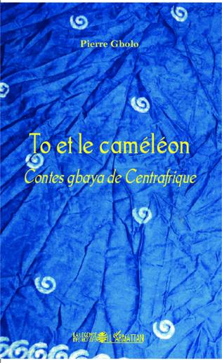 Couverture To et le caméléon