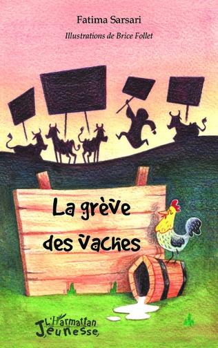 Couverture La grève des vaches