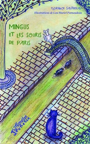 Couverture Mingus et les souris de Paris