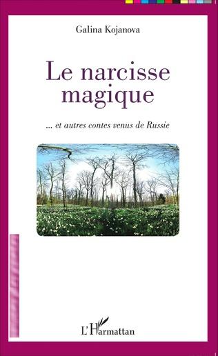 Couverture Le narcisse magique