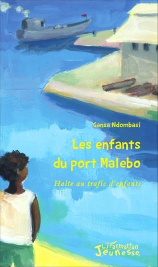 Couverture Les enfants du port Malebo