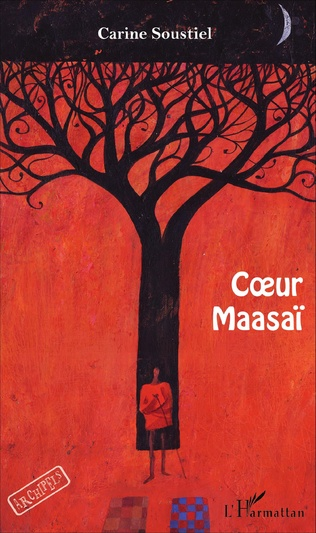 Couverture Coeur Maasaï