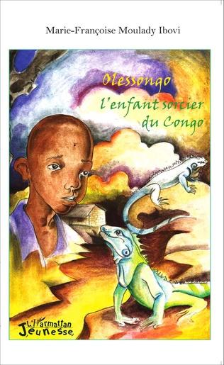 Couverture Olessongo l'enfant sorcier du Congo
