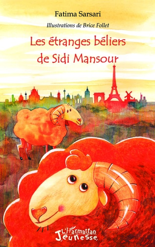 Couverture Les étranges béliers de Sidi  Mansour