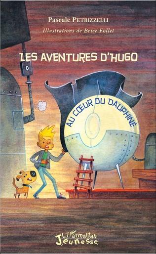 Couverture Les aventures d'Hugo