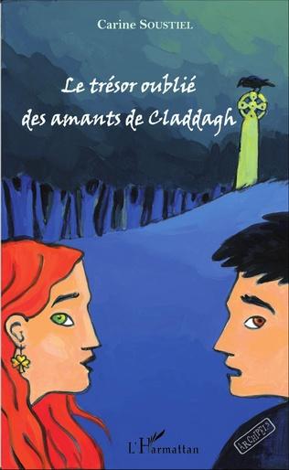 Couverture Le trésor oublié des amants de Claddagh