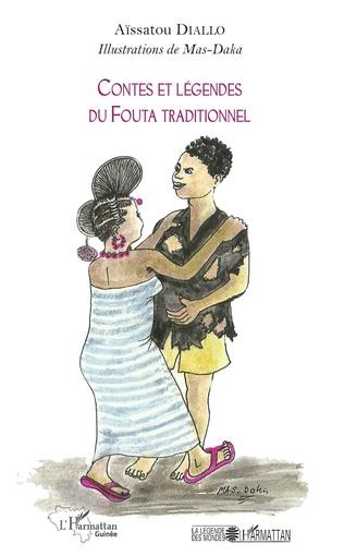 Couverture Contes et légendes du Fouta traditionnel