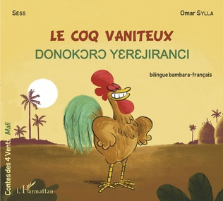 Couverture Le coq vaniteux