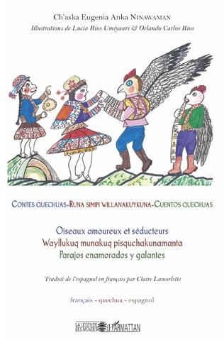 Couverture Contes quechuas