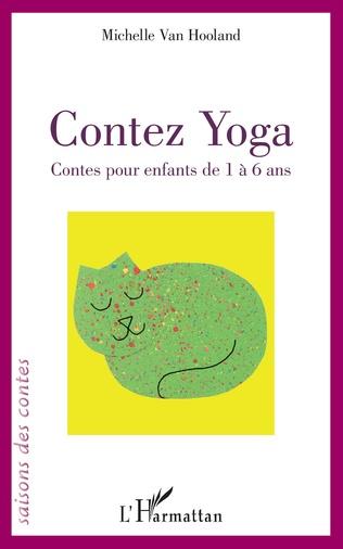 Couverture Contez Yoga