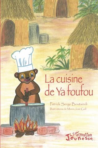 Couverture La cuisine de Ya foufou