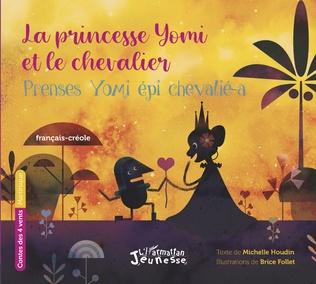 Couverture La princesse Yomi et le chevalier