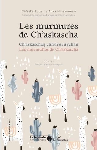 Couverture Les murmures de Ch'askascha