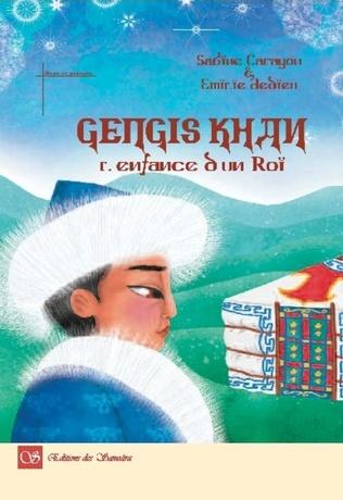 Couverture Gengis Khan
