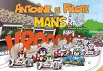 Antoine le Pilote au Mans - Yvon Amiel