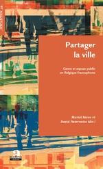 Partager la ville - Muriel Sacco, David Paternotte