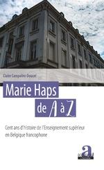 Marie Haps de A à Z - Claire Campolini-Doucet