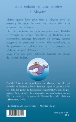 4eme Trois enfants et une baleine à Mayotte