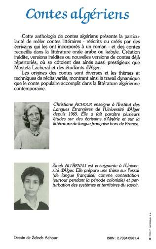 4eme Contes algériens