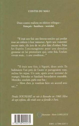 4eme La femme-sorcière et autre conte trilingue