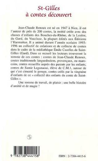 4eme Saint-Gilles à contes découvert