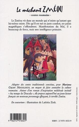 4eme LE MECHANT ZMEOU