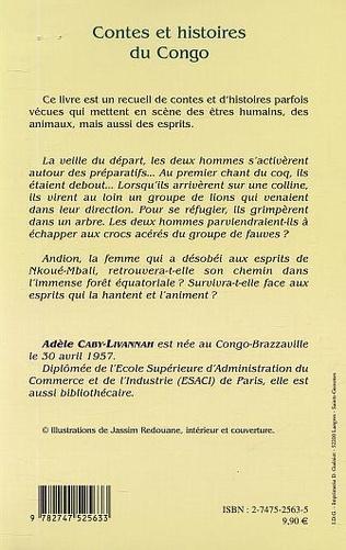 4eme CONTES ET HISTOIRES DU CONGO