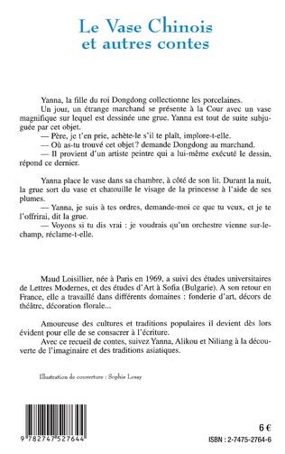 4eme LE VASE CHINOIS et autres contes