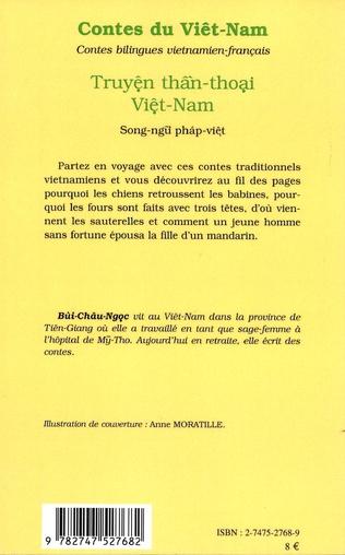 4eme Contes du Viêt-Nam
