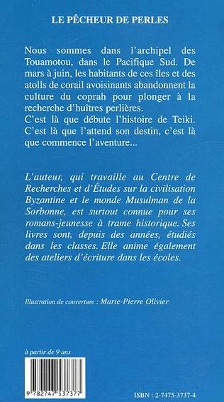 4eme LE PECHEUR DE PERLES