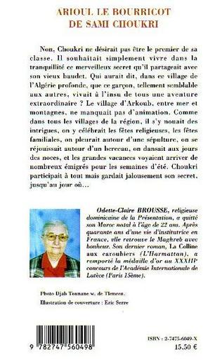 4eme Arioul le bourricot de Sami Choukri