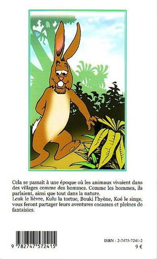 4eme Les aventures de Leuk, le lièvre