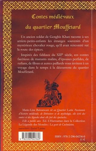 4eme Contes médiévaux du quartier Mouffetard