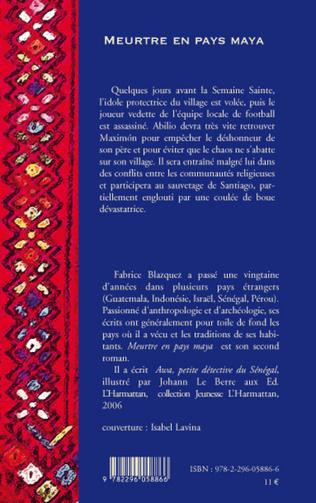 4eme Meurtre en pays maya