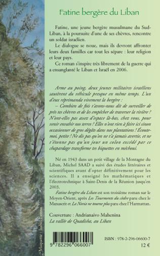 4eme Fatine bergère du Liban