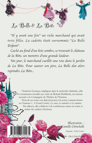 4eme La Belle et la Bête