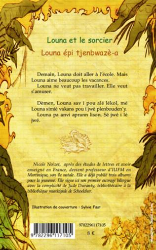 4eme Louna et le sorcier