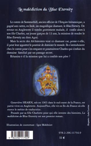 4eme La malédiction du Blue Eternity