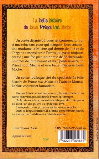 4eme La belle histoire du beau Prince tout Moche